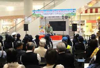 三遊亭楽春講演会、笑いの効果で安心安全。