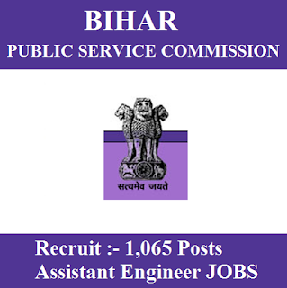 Bihar Public Service Commission, BPSC, PSC, BIhar, Assistant Engineer, Graduation, freejobalert, Sarkari Naukri, Latest Jobs, Hot Jobs, bpsc logo