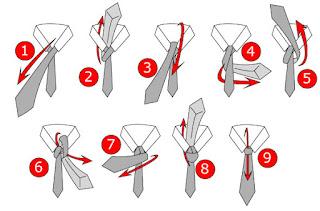Cara mengikat Dasi beserta gambar dan video untuk keperluan santai maupun formal Tutorial: tutorial 4 cara mengikat dasi yang benar beserta gambar dan video