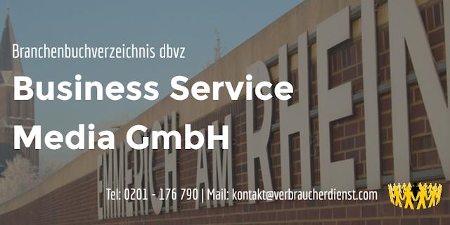 Beitragsbild: Branchenverzeichnis DBVZ - Business Service Media GmbH