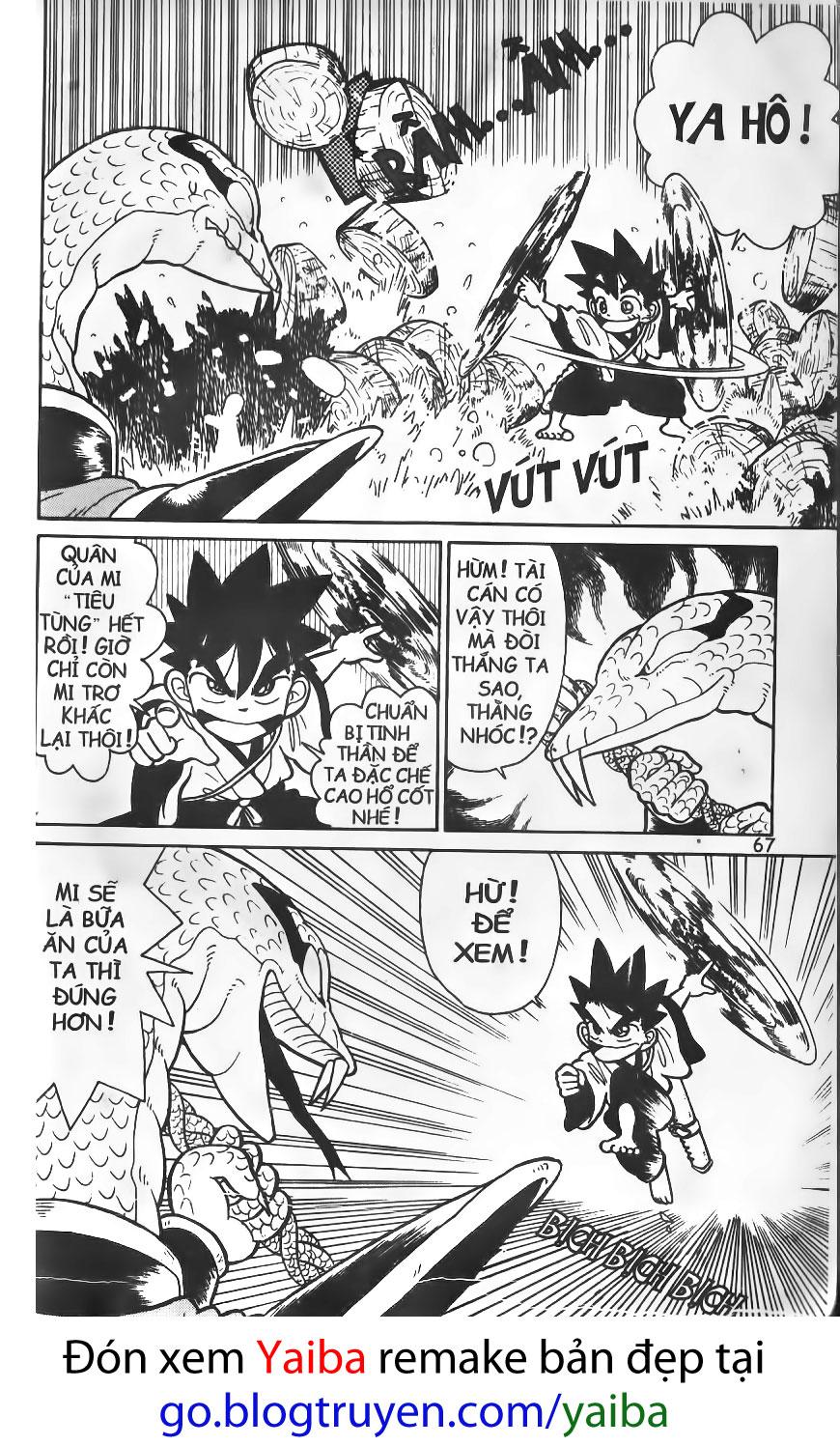 Yaiba chap 23 trang 10
