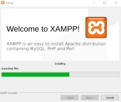 تحميل برنامج XAMPP لتطوير مواقع الإنترنت 2018 برابط مباشر