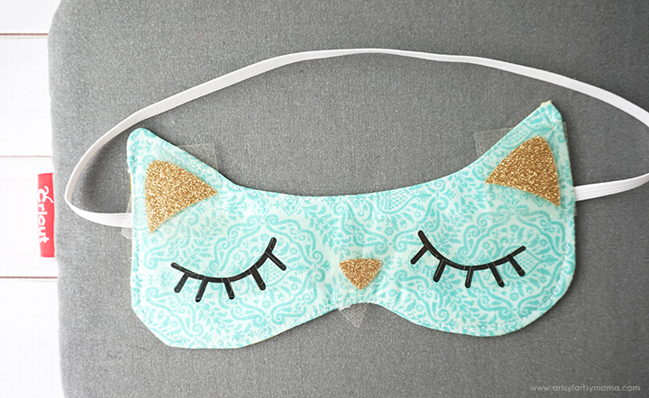 DIY Cat Sleep Mask