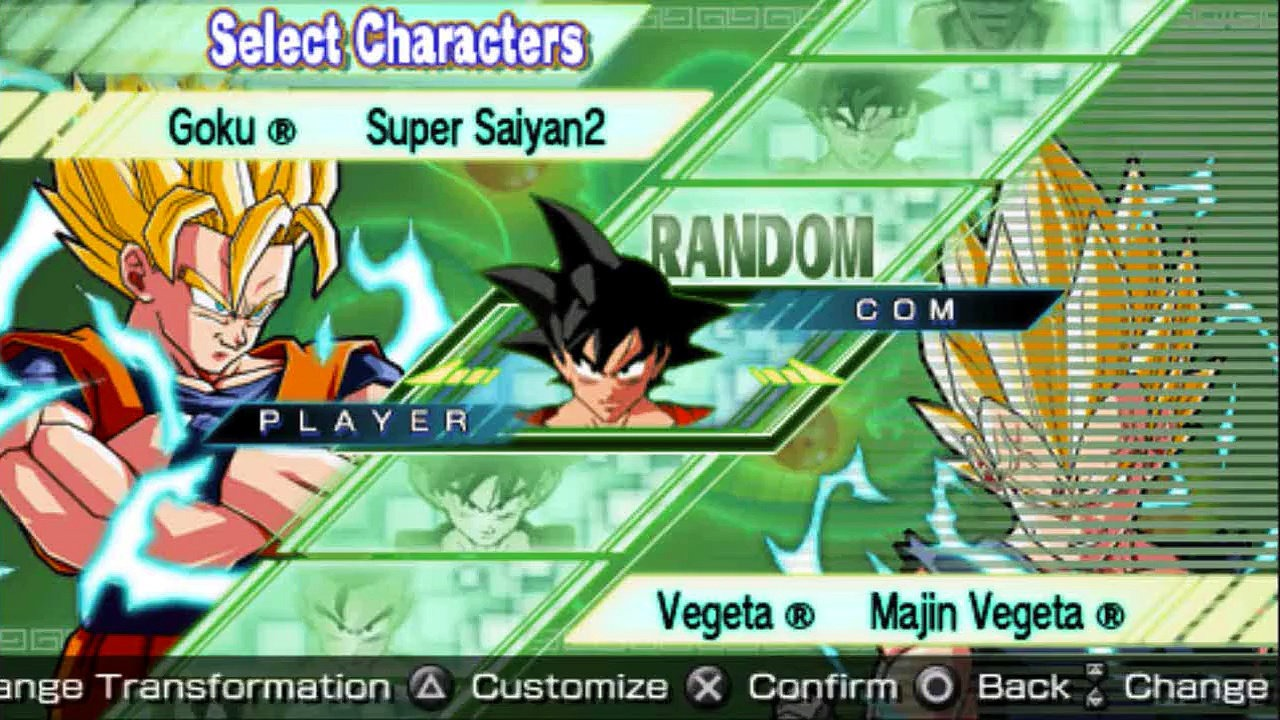 download game ppsspp dragon ball super iso