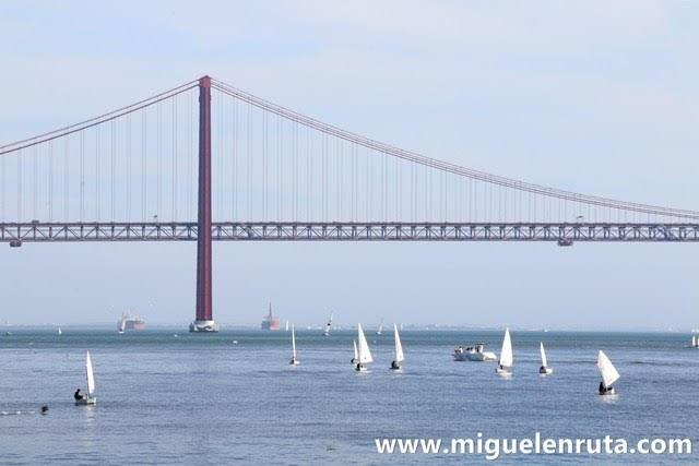 Embarcaciones-puente-Lisboa