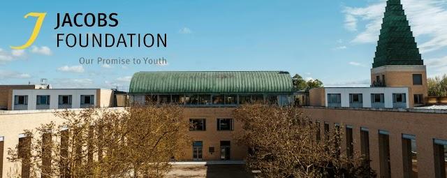 Jacobs Foundation Scholarship 2020 £26,500