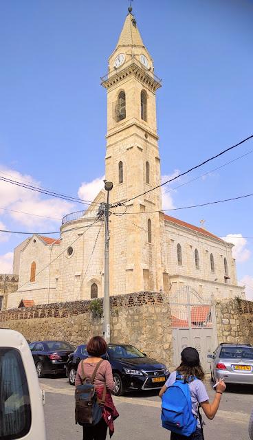 המנזר הפרנציסיקני