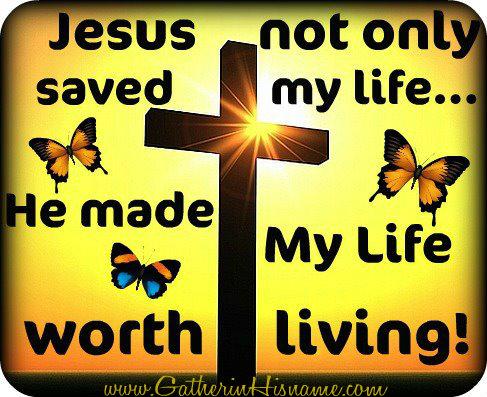 Living For Jesus Quotes. QuotesGram
