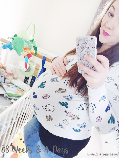 Bump Update | Week 38 | Pregnancy Updates | Love, Maisie