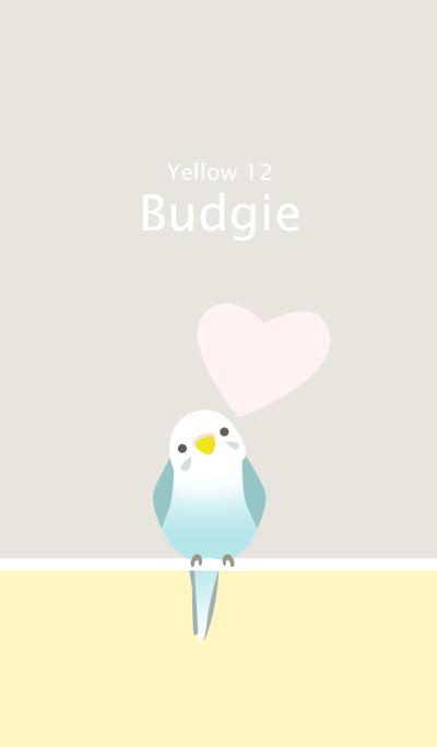 Budgie/Yellow 12