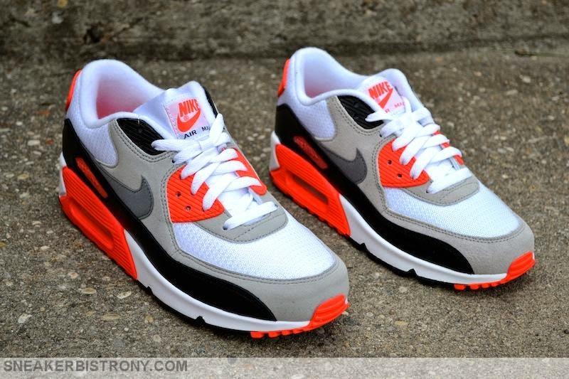 Nike Air Max 90 Infrared Mens airborne.nu