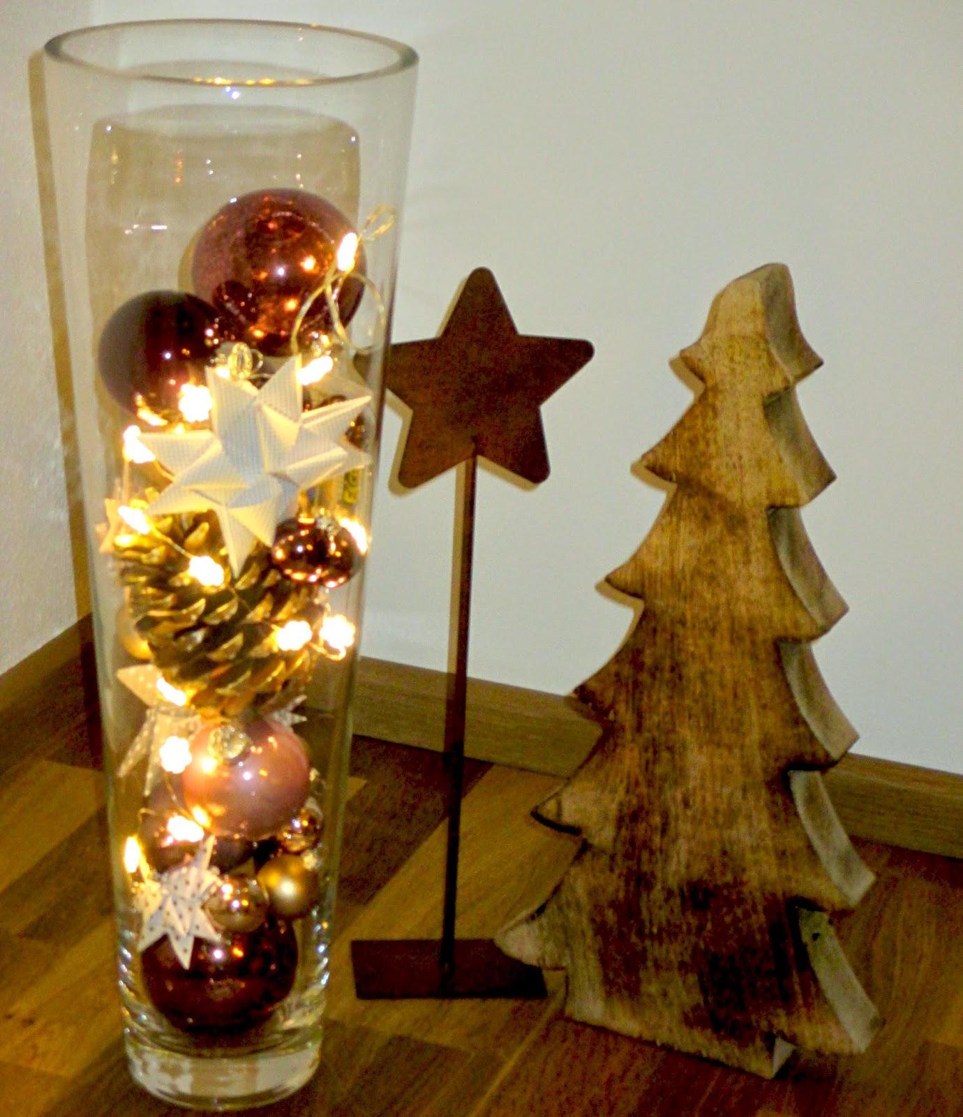 Gebastelte Weihnachtsdeko.Sehnsuchtssachen Advent Advent Nicht Nur Ein Lichtlein Brennt