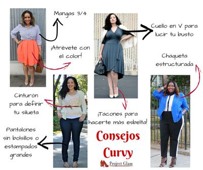Cómo Vestir Si Soy Gordita El Ofertazo