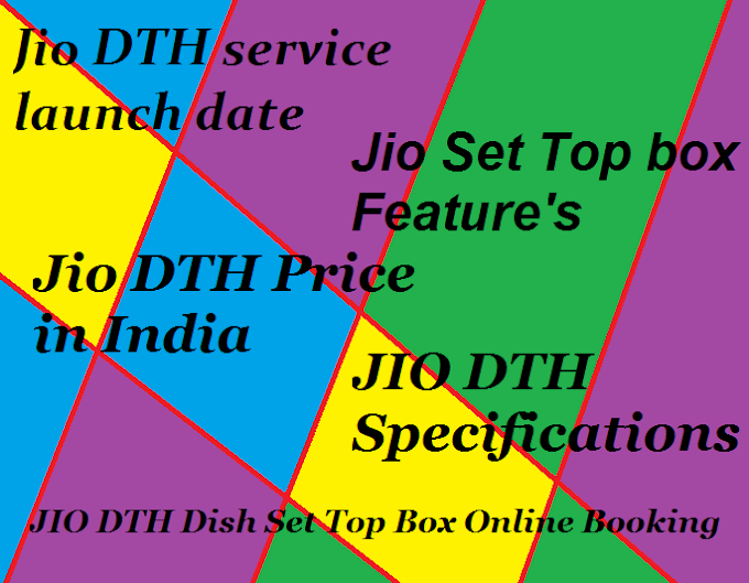 Jio Dish TV Launch Date , Plans and welcome offers 2020