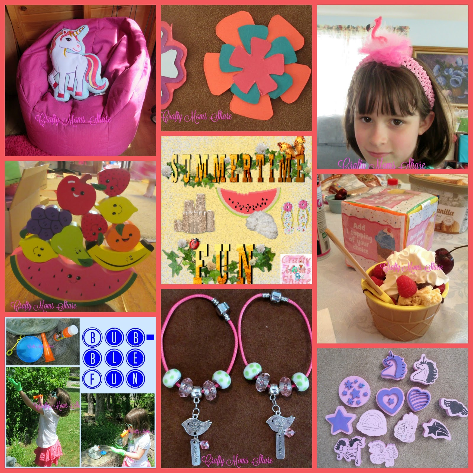 crafty moms share summertime fun ideas from oriental trading