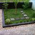 Contoh Pilihan Desain Pijakan Taman di Halaman Rumah Minimalis Terbaru