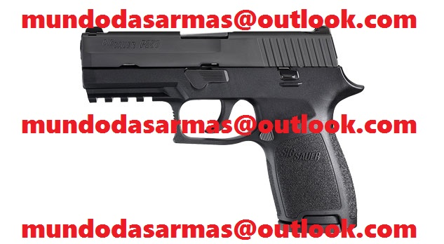 Pistola Sig Sauer P250 compact
