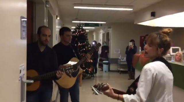 ΠΑΝΕΠΙΣΤΗΜΙΑΚΟ ΝΟΣΟΚΟΜΕΙΟ ΙΩΑΝΝΙΝΩΝ: Το θαύμα των Χριστουγέννων ήρθε από νεαρούς γιατρούς (+ΒΙΝΤΕΟ)