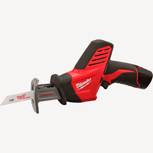 Complete your project with Milwaukee M12 Lthium Battery Cordless Hackzall