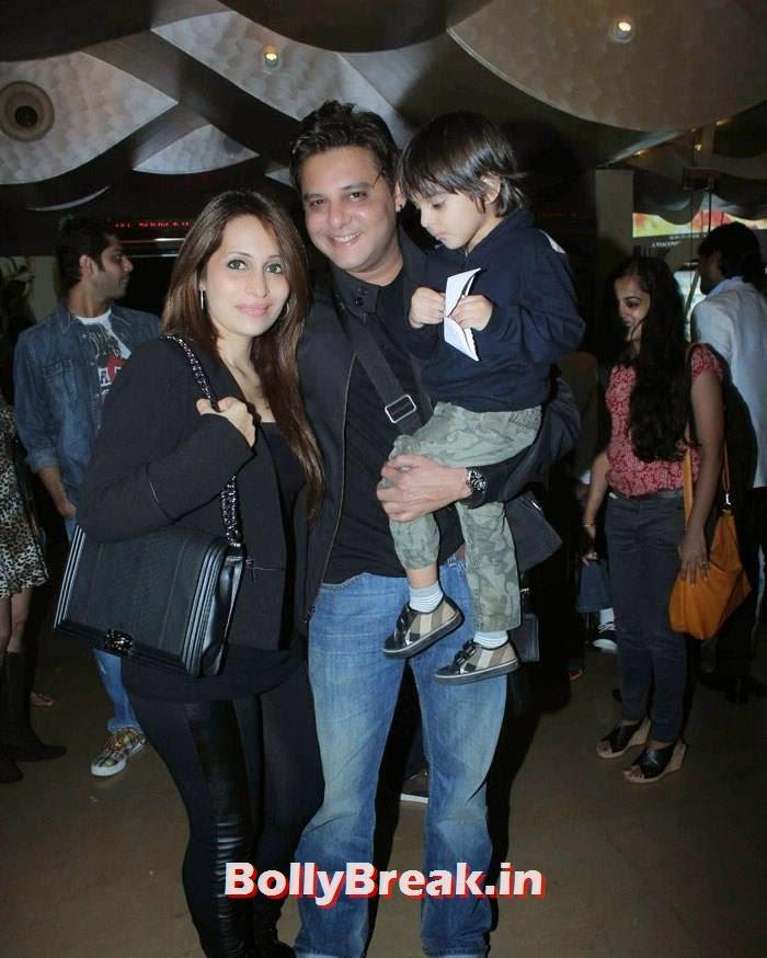 Abis Rizvi, Celebs at 'Roar' Movie First Look Launch