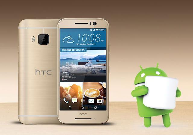 HTC One S9 resmi rilis, ponsel mid-range dengan fitur kelas atas