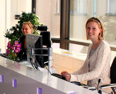 School Receptionist Job Search