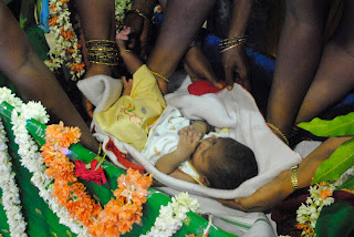 Cam Professionals: Naamkaran function photographs (Naming Ceremony)