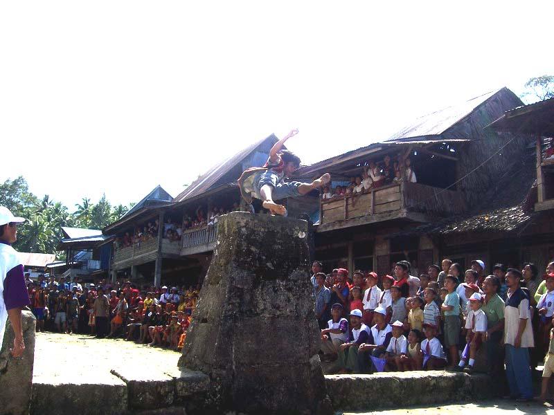Nias stone jumping tradition