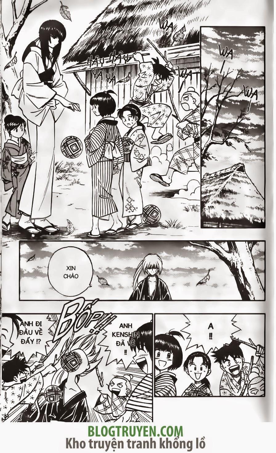 Rurouni Kenshin chap 172 trang 9