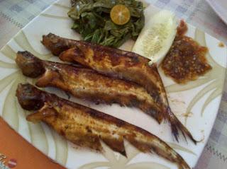 resep ikan lais
