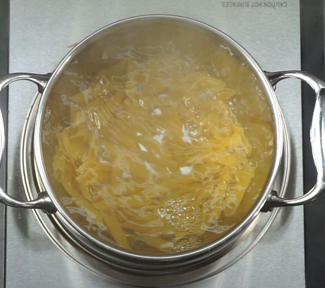 White Sauce Pasta Steffi S Recipes