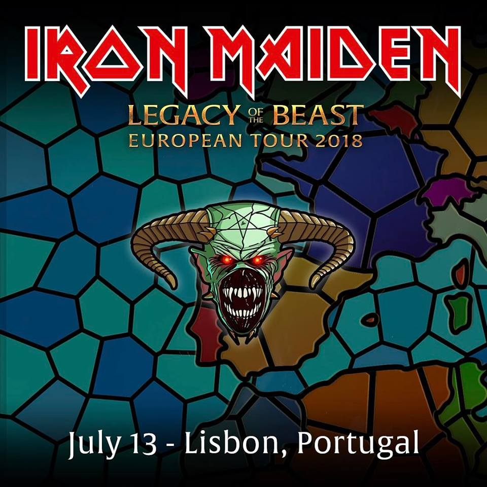 Iron maiden waldbühne berlin 2018