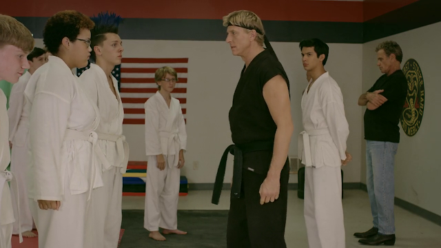 Cobra Kai Season 2 Dual Audio [Hindi-DD5.1] 720p HDRip ESubs Download