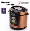 russell taylorspressure cooker