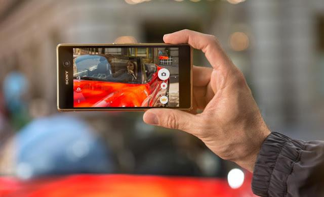 Sony Xperia M5 en Argentina camara