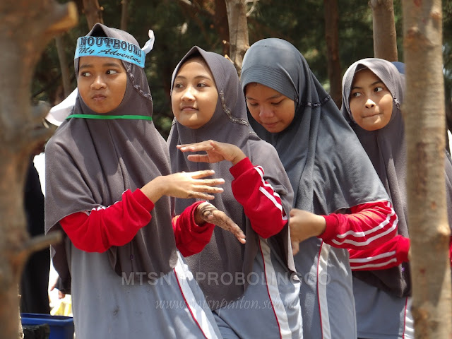 Asyiknya Outbound LDKS Bersama Tim Asian Outbound