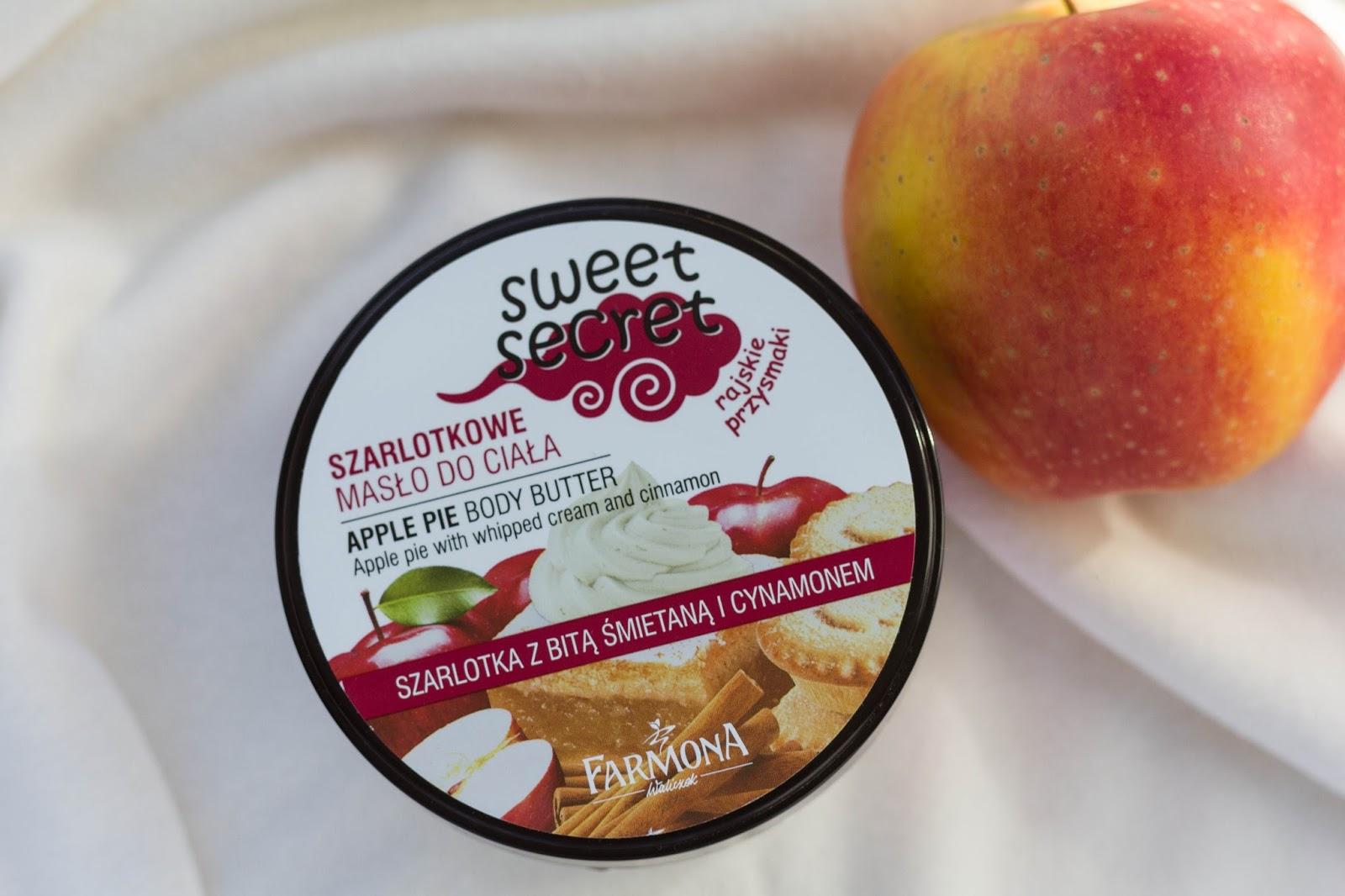 Framona Apple Pie Body Butter, отзыв