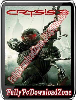 Crysis 3 PC Game Cover