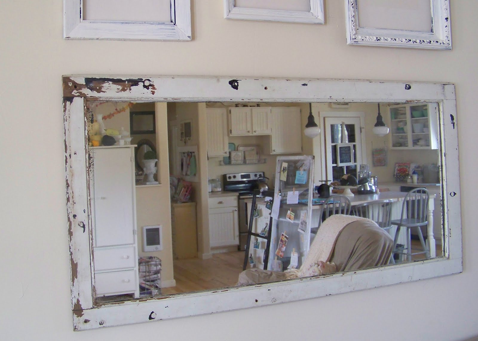 It's Written on the Wall: Old Windows: Use Them In So Many ...