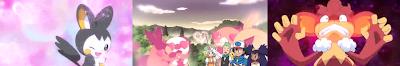 Pokemon Capitulo 25 Temporada 14 Emolga Y El Nuevo Cambia-Voltaje