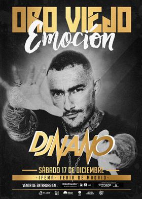 Dj Nano en concierto en Ifema. Sábado 17 de diciembre