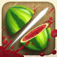 تحميل نينجا تقطيع الفاكهة للاندرويد مجاناً Fruit Ninja for android