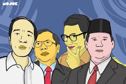 Naik Ring Pilpres 2019, Menanti Kepastian Prabowo-Sandiaga dan Jokowi-Mahfud MD