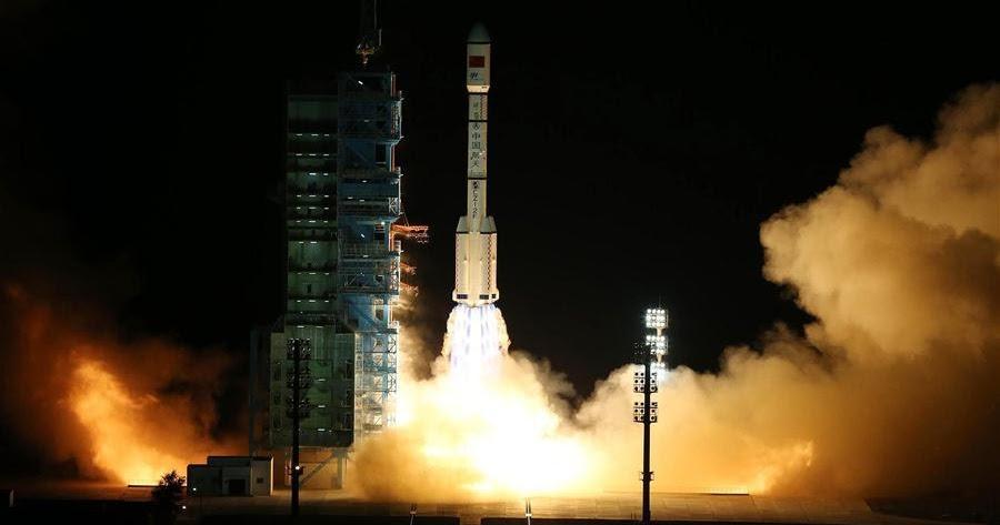 La Cina lancia una nuova stazione spaziale