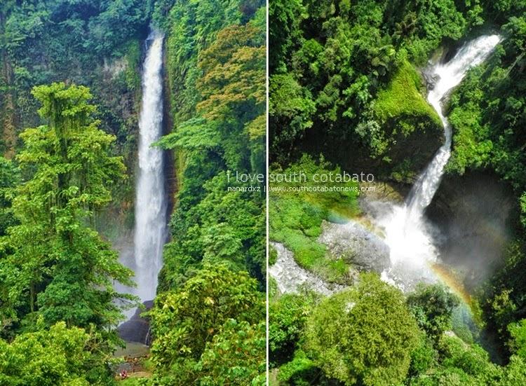 Seven Falls Lake Sebu