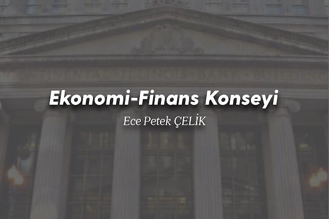 Ekonomi & Finans Konseyi