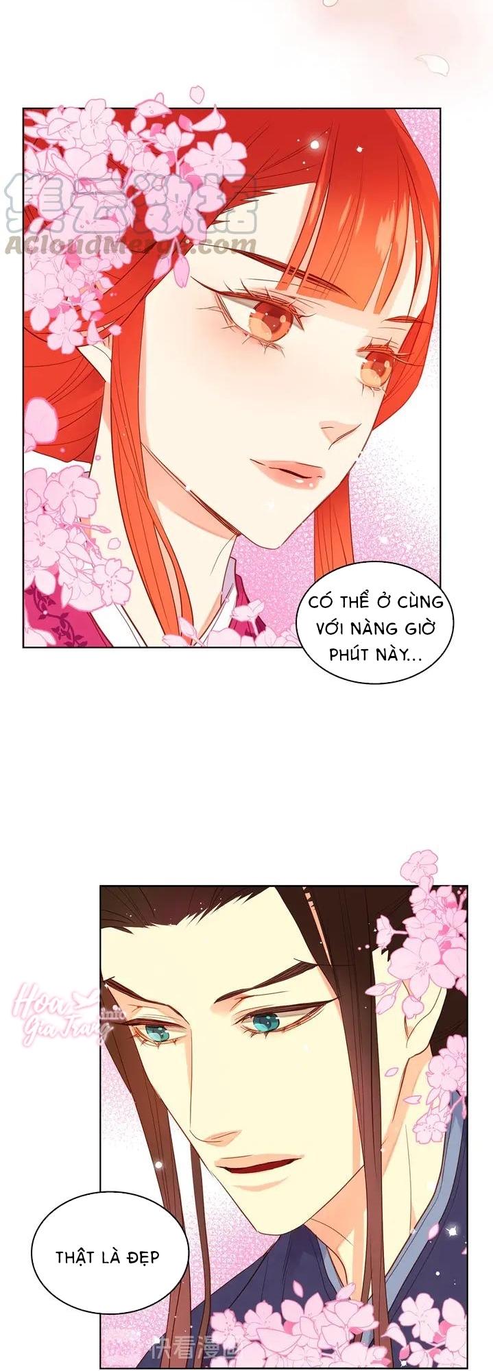 Ác Nữ Hoàng Hậu Chapter 130 - Trang 16