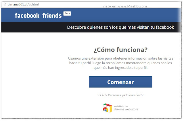 Facebook Friends - MasFB
