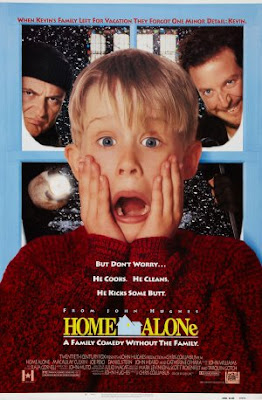 Home Alone 1990 Poster