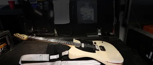 OG Tele Jim Root